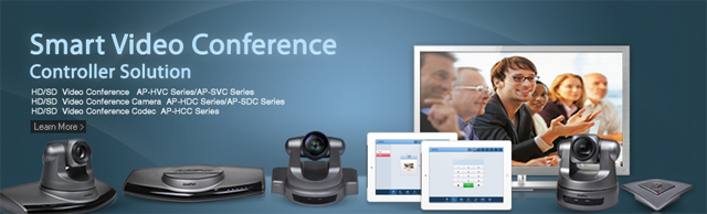 Smart Video Conference Controller Software Solution Addpac