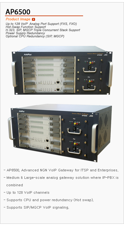 AddPac release the 128 channel fault tolerant high capacity